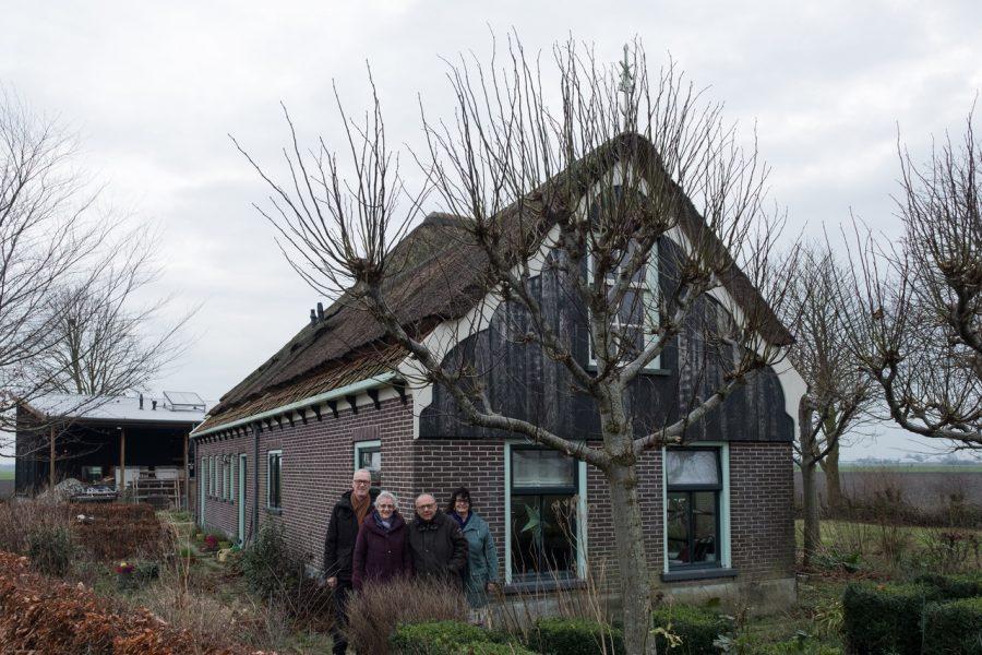 Familie Peerdeman Hensbroek boerderij
