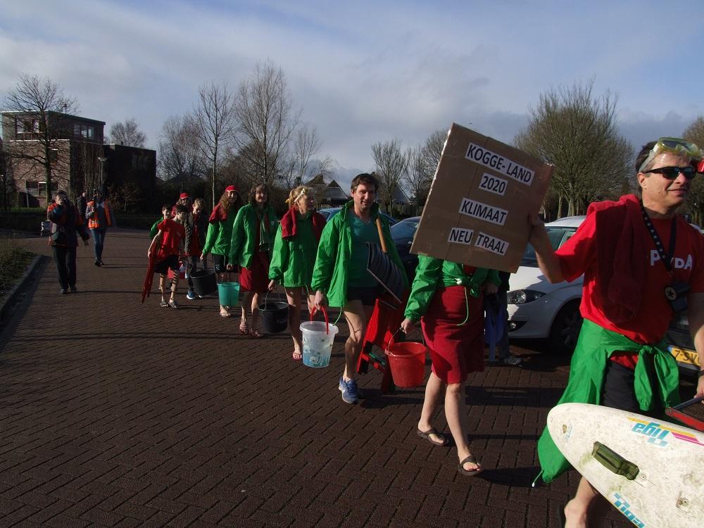 PvdA-GroenLinks Icebuckets